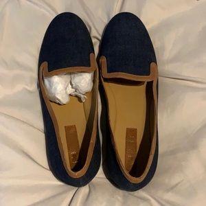Nine West Denim Loafers